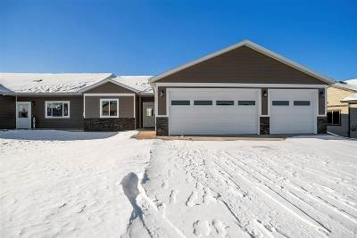 Sturgis Single Family Home For Sale: 3365 Canyon View