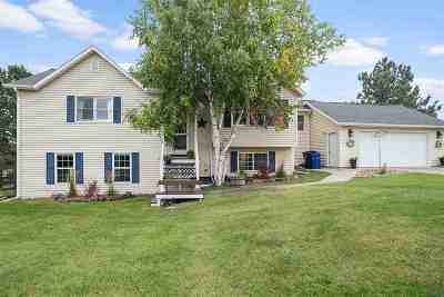 Pennington County Single Family Home Uc-Contingency-Take Bkups: 4802 Tanager