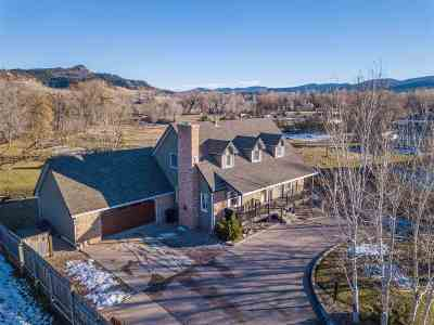 Spearfish Single Family Home For Sale: 210 Evans Lane
