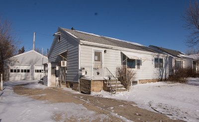 Single Family Home Uc-Contingency-Take Bkups: 314 St Charles