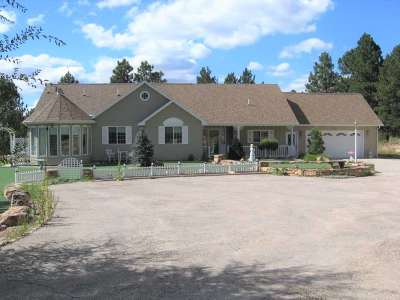 Hot Springs Single Family Home Sale Of Prop Contingency: 27426 Valley View
