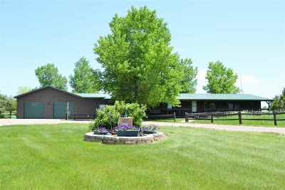Spearfish Farm & Ranch For Sale: 19722 Red Hill Rd