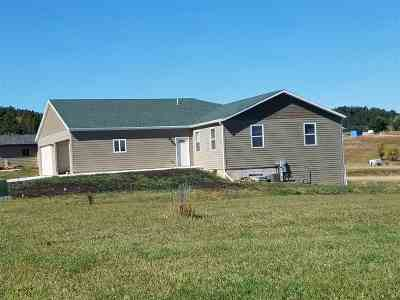 Whitewood SD Single Family Home For Sale: $235,000