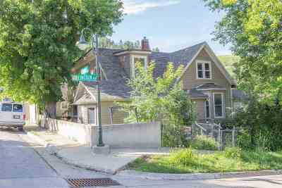 Deadwood Single Family Home For Sale: 20 Lincoln