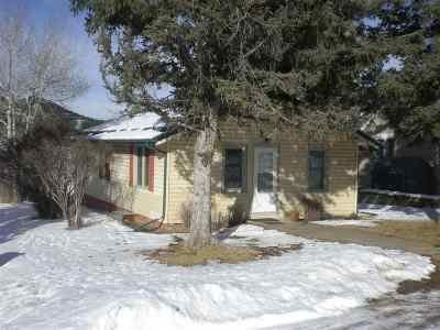 Custer County Single Family Home For Sale: 831 Gordon Street