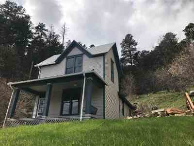 Deadwood SD Single Family Home For Sale: $109,000