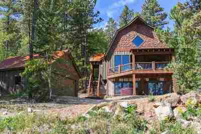 Deadwood, Deadwood/central City, Lead Single Family Home For Sale: 21157 Gilded Mountain
