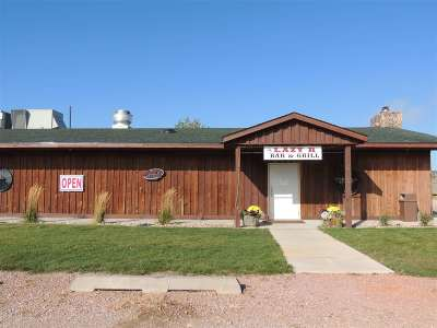 Hermosa Commercial Lease For Lease: 24547 Sd Hwy 79