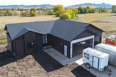 Spearfish Single Family Home For Sale: 3770 Beartooth