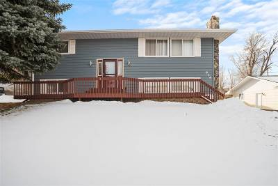 Sturgis Single Family Home Under Contract-Dont Show: 634 Weber