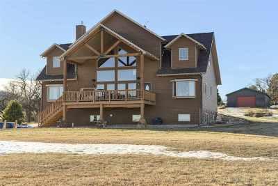 Whitewood Single Family Home For Sale: 12332 Stampede