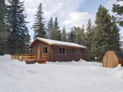 Deadwood SD Single Family Home Uc-Contingency-Take Bkups: $249,900