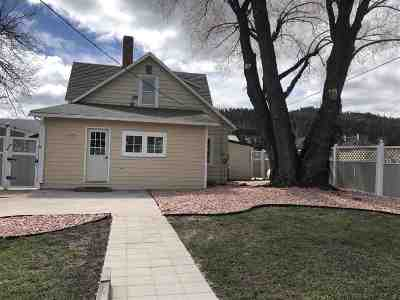 Custer Single Family Home For Sale: 819 Mount Rushmore Road