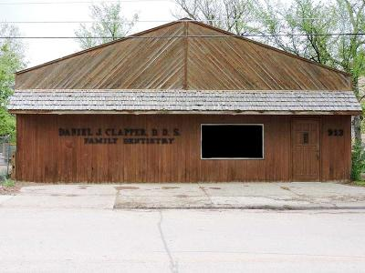 Belle Fourche Commercial For Sale: 913 State