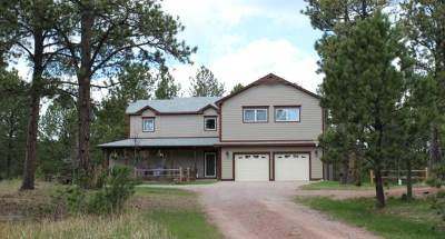 Custer SD Single Family Home For Sale: $499,000