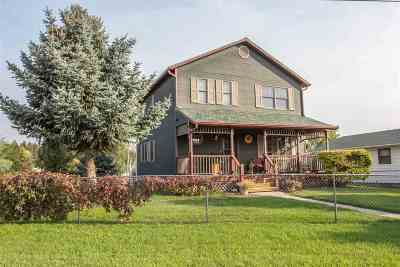 Rapid City Single Family Home For Sale: 5040 S Canyon