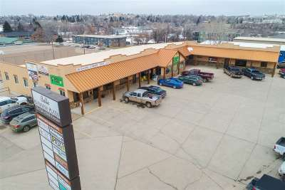 Belle Fourche Commercial For Sale: 1401 5th