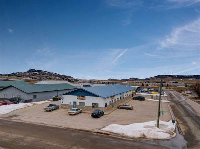 Spearfish Commercial For Sale: 333 S Heritage