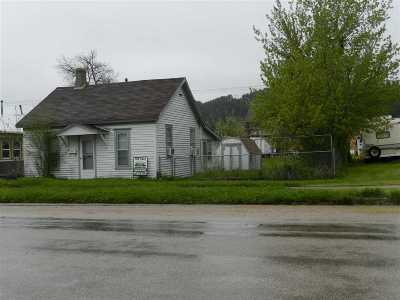 Sturgis Single Family Home For Sale: 933 Sherman