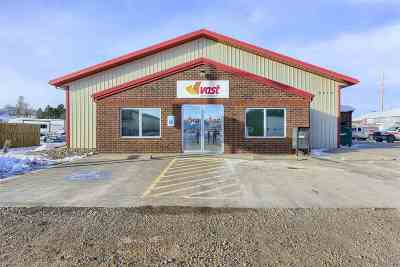 Spearfish Commercial Lease For Lease: 3217 W Fairgrounds