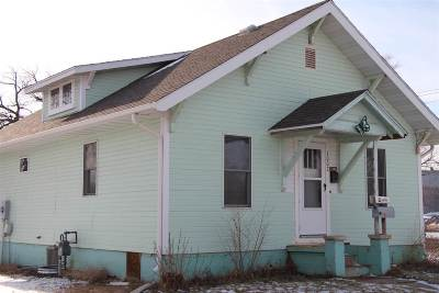 Belle Fourche Single Family Home Uc-Contingency-Take Bkups: 1002 Elkhorn