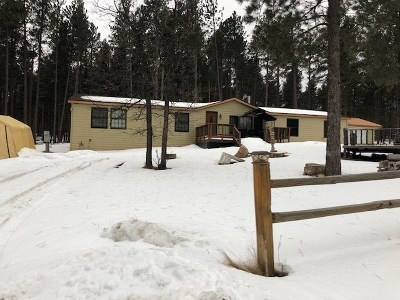 Sturgis SD Single Family Home For Sale: $199,900