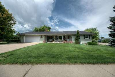 Spearfish SD Single Family Home For Sale: $329,000