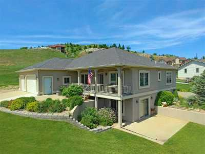 Spearfish SD Single Family Home For Sale: $449,500