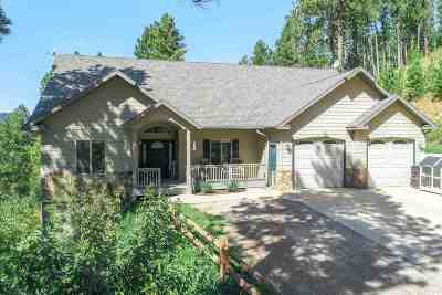 Spearfish SD Single Family Home For Sale: $535,000