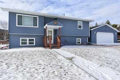 Sturgis Single Family Home Uc-Contingency-Take Bkups: 2619 Badger