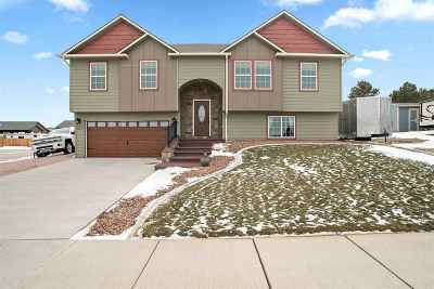 Sturgis Single Family Home Uc-Contingency-Take Bkups: 2362 Palisades