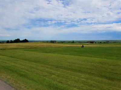 Belle Fourche Residential Lots & Land For Sale: Lot 6 A Hat Ranch Subdivision