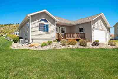 Spearfish SD Single Family Home For Sale: $318,000