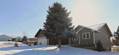Pennington County Single Family Home Uc-Contingency-Take Bkups: 5118 Stoney Creek Ct