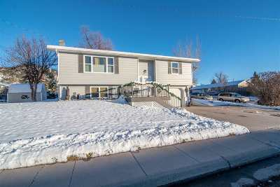 Spearfish SD Single Family Home For Sale: $217,500