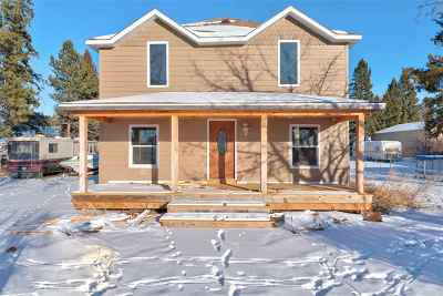Spearfish SD Single Family Home For Sale: $145,000