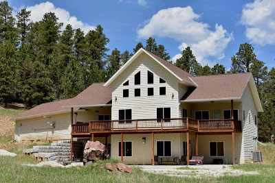 Deadwood SD Single Family Home For Sale: $1,098,761