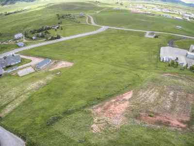 Spearfish Residential Lots & Land For Sale: Lot 2r-1 Blk 17 Windmill Drive