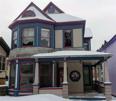 Deadwood SD Single Family Home For Sale: $190,000