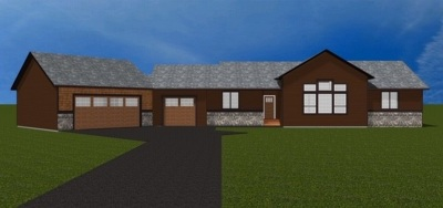 Rapid City Single Family Home For Sale: Lot 54 Spotted Fawn