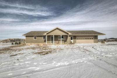 Spearfish SD Single Family Home Uc-Contingency-Take Bkups: $395,000