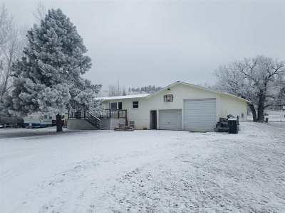 Sturgis Single Family Home Uc-Contingency-Take Bkups: 3523 Matson