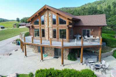 Sturgis Single Family Home For Sale: 12254 Reunion Ridge