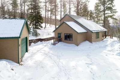 Deadwood, Deadwood Area, Deadwood/central City, Lead Single Family Home For Sale: 21184 High Ridge