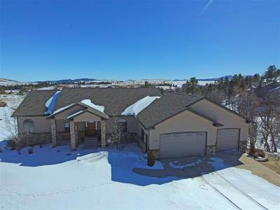 Spearfish Single Family Home For Sale: 2410 Woodland