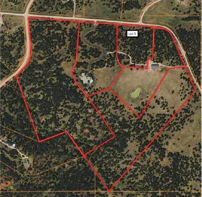 Pennington County Residential Lots & Land For Sale: Lot 5 Timber Ridge