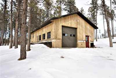 Custer Single Family Home Uc-Contingency-Take Bkups: 25528 Flynn Creek