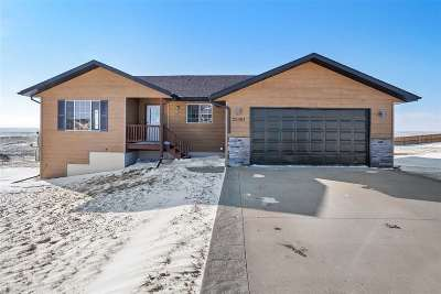 Rapid City Single Family Home For Sale: 22961 Candlelight