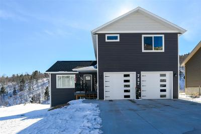 Deadwood, Deadwood Area, Deadwood/central City, Lead Single Family Home For Sale: 757 Stage Run