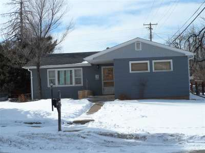 Sturgis Single Family Home Uc-Contingency-Take Bkups: 2301 S Baldwin